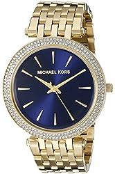 Michael Kors Women's MK3406 Darci Gold-Tone Watch
