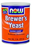 NOW Foods Brewers Yeast, 1 Pound