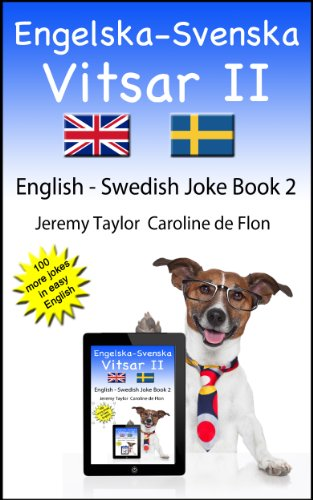 Jeremy Taylor - English Swedish Joke Book II (English Edition)