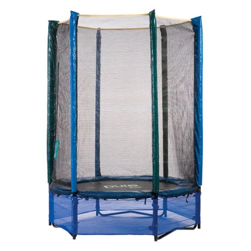 Pure Fun 55 in. Kids Trampoline  Enclosure