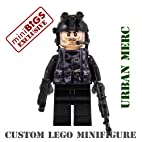 Urban Mercenary - miniBIGS Custom Minifigure