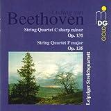 Streichquartette op. 131 und 135