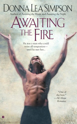 Awaiting the Fire (Wolfram Family), Donna Lea Simpson