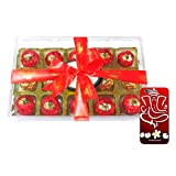 Chocholik Luxury Chocolates - 15pc Attractive Treat Of Truffles With 3d Mobile Cover For IPhone 6 - Gifts For...