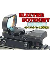 【4タイプの表示パターンに切替可能!】AIMSHOTタイプ ELECTRO DOTSIGHT (ドットパターン4変化)