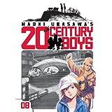 NAOKI URASAWA 20TH CENTURY BOYS GN VOL 08 (C: 1-0-1)par Naoki Urasawa