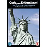 Curb Your Enthusiasm - Complete HBO Season 8 [DVD] [2012]by Larry David