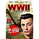 World War II Collection: 20 Classic Films (4 Disc Set ) ~ Robert Mitchum