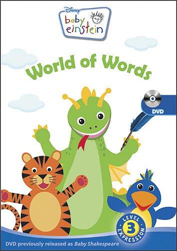 Baby Einstein: World Of Words front-845517