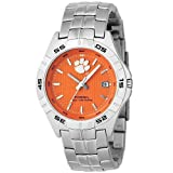 Fossil Men's LI2734 NCAA Clemson Tigers 3-Hand Date Watch