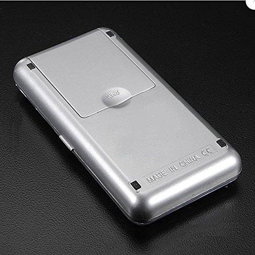 Jiam® 200g / 0.01g Mini Balance de poche electronique portable Balance de précision numérique digitale avec écran LCD