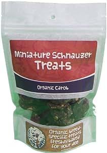 Miniature Schnauzer Dog Treats Organic Carob