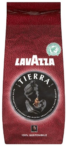Lavazza Tierra Beans (Pack of 2)