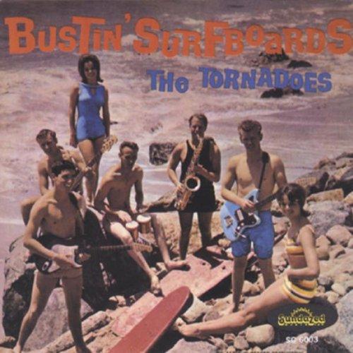 Bustin Surfboards