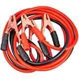 Unique Tips© Jump Leads 500amps / Booster Cables upto 2M ideal to keep in car.
