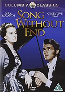 Song Without End [DVD] [1960]
