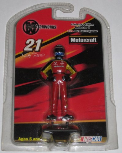 Ricky Rudd 1:24 Die Cast Figurine Collector's Edition Release 5