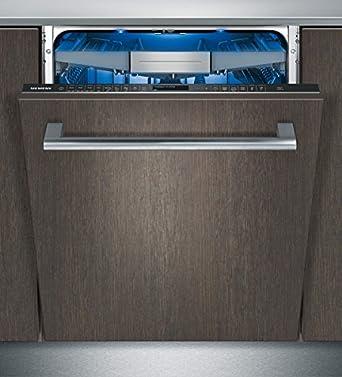 Siemens SN678X03TE Lave-vaisselle 44 dB A+++-10% Marron, Argent