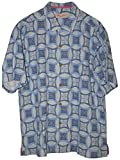 Tommy Bahama Port Medallion Silk Camp Shirt