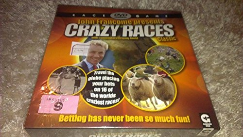 ginger-fox-dvd-video-game-crazy-races-with-john-francome