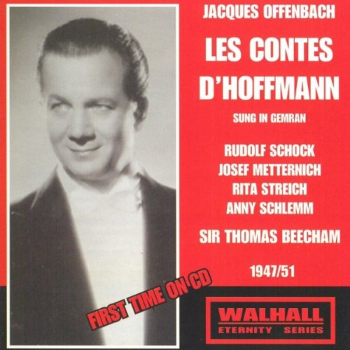 Les Contes D'Hoffmann: Act 1 - Kein And'Rer Haussherr Im Land