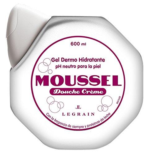 MOUSSEL - GEL DERMO HIDRATANTE blanco 600 ml-unisex
