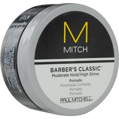 PAUL MITCHELL MEN MITCH BARBER'S CLASSIC MODERATE HOLD/HIGH