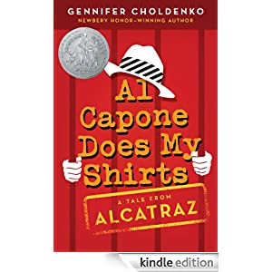 Amazon.com: Al Capone Does My Homework: A Tale from Alcatraz, Book 3 ...