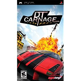 DT Carnage USA PSP H33T 1981CamaroZ28 preview 0