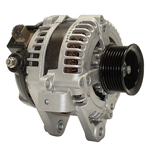 ACDelco 334-2561 Professional Alternator, Remanufactured (Toyota Camry Alternator 2004 compare prices)