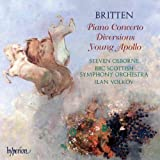 Piano Concerto Op.13 Diversions Op.21 Young Apollo