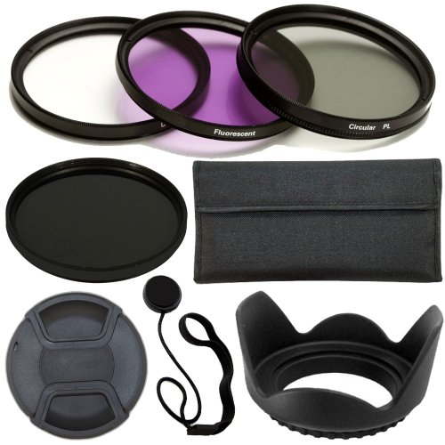 PLR Optics 52MM Professional Lens Accessory Kit