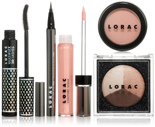 LORAC Cosmetics Close Up Real Life To Red Carpet Natural To Dramatic Face Tutorial