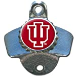 NCAA Indiana Hoosiers Wall Bottle Opener