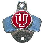 NCAA Indiana Hoosiers Wall Bottle Opener