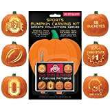 Ohio State Buckeyes Pumpkin Carving Kit