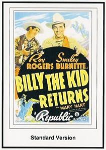 Billy The Kid Return 1938