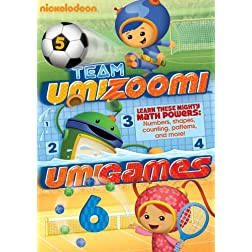 Team Umizoomi: Umigames