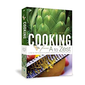 Cooking from A to Zest - Image Courtesy of Amazon.com