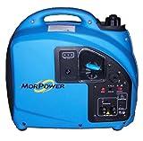 Digital Inverter Generator 2000 Watt Inverter Generator Very Quiet Lightweight