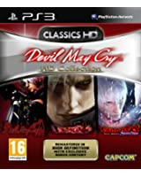 Devil may cry - collection HD