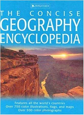 The Concise Geography Encyclopedia