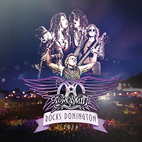 Aerosmith - Rocks Donington 2014 (1 DVD + 2 CD)