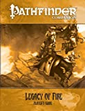 img - for Pathfinder Companion: Legacy Of Fire Player's Guide book / textbook / text book