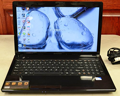 Lenovo G580 (20137) 15.6 Laptop Notebook Computer Intel Pentium B980 2.4GHz, 4GB, 320GB, Windows 8