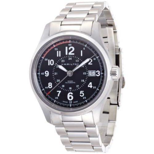[ハミルトン]HAMILTON 腕時計 KHAKI FIELD AUTO(カーキ フィールド オート) H70595133 メンズ 【正規輸入品】