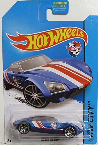 2014 Hot Wheels Hw City France World Cup Soccer Avant Garde - [Ships in a Box!]