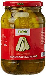 Neo Sandwich Stackers, 480g