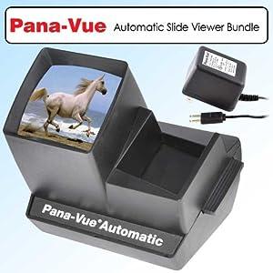 Panavue Pana-Vue 6566 Automatic Slide Viewer FPA005 Bundle