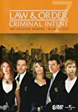 LAW AND ORDER - Criminal Intent - The Complete Series 7 [import]